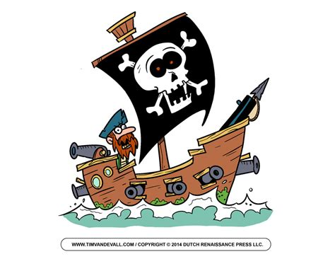 pirate boat clipart pirate clip art free cartoon pirate images pictures