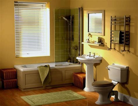 cozy bathroom ideas 20 cozy yellow bathroom design ideas rilane