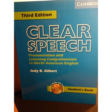 clear speech from the start student s book with integrated digital learning basic pronunciation and listening comprehension in american books clear speech student s book