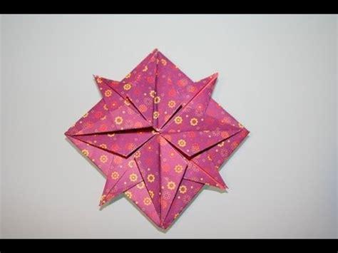 Origami Compass - origami kompassrose compass wind