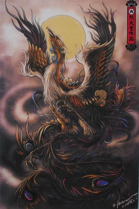 yakuza phoenix tattoo 1378 best nipon images on pinterest japanese art