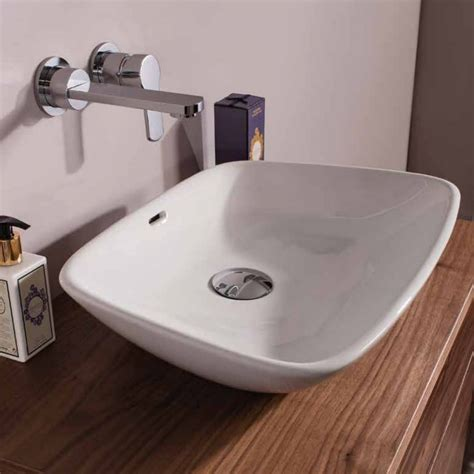 countertop bathroom basins bauhaus anabel countertop basin uk bathrooms