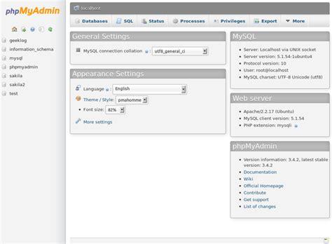 membuat hak akses phpmyadmin 5 software database gratis yang sering digunakan