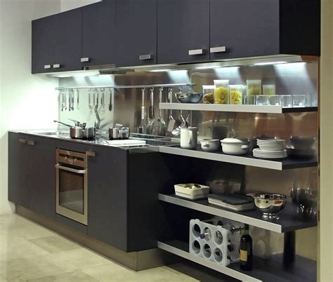 line kitchen cabinets 24 best images about stainless steel kitchen ideas on