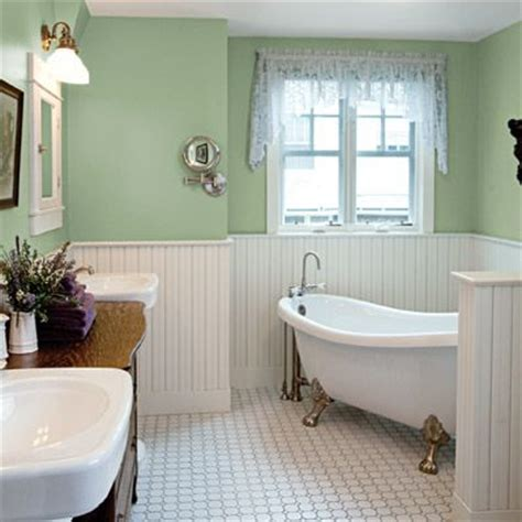 green and cream bathroom ideas after 23 moves a couple finds their forever home white
