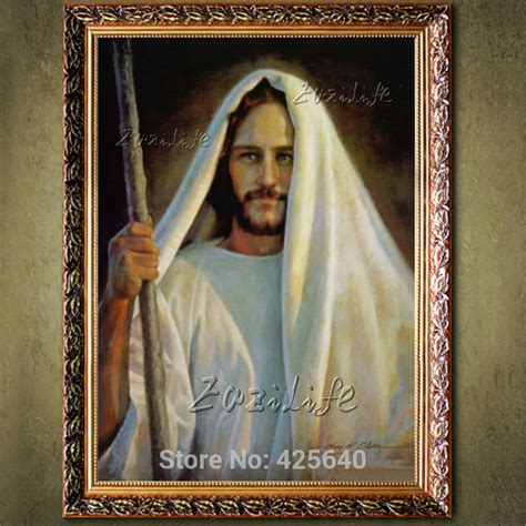 jesus home decor jesus christ painting promotion shop for promotional jesus