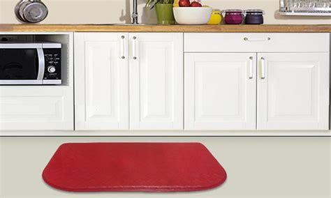 Kitchen Mats Groupon 18 Quot X 30 Quot Anti Fatigue Wedge Kitchen Mat Groupon