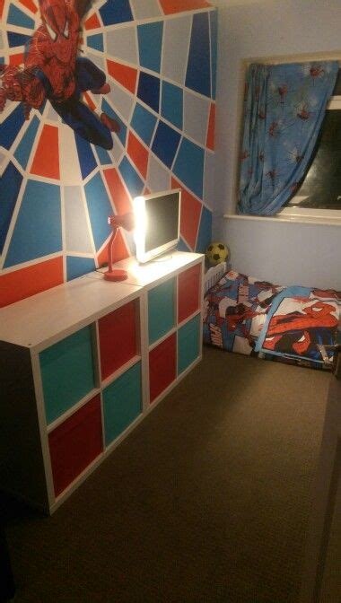 spiderman decorating ideas bedroom best 25 spiderman bedrooms ideas on pinterest boys