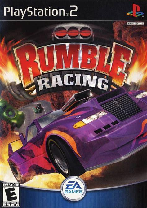 rumble racing cheats ps