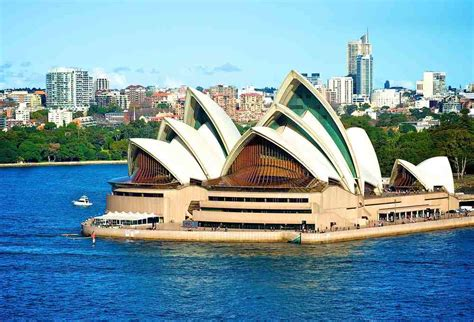 who designed the opera house in sydney australia top five tourist destinations for a first time visitor in