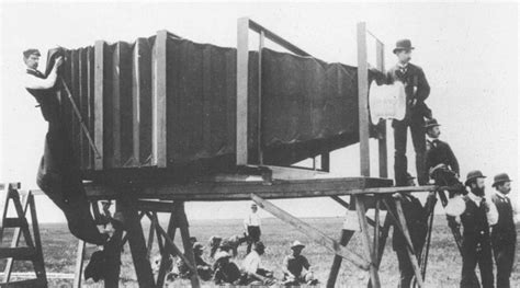 first camera ever was this really the first camera ever built modern legends