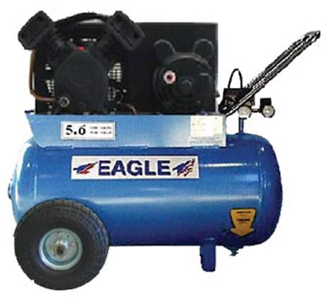 eagle p3120h1 portable electric air compressor the lawnmower hospital