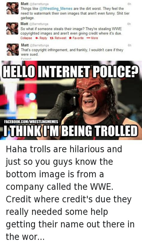 Internet Police Meme - hello internet police i m being trolled mickmaus silky