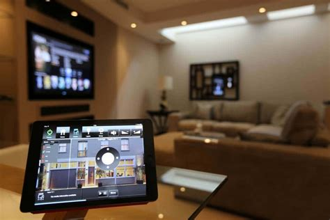 high end smart home automation entertainment systems in