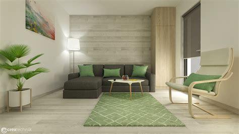 design interior apartamente 52mp regim hotelier eforie