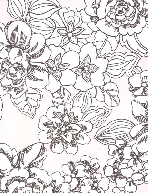 tropical flowers coloring pages 187 coloring pages