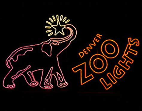 All The Twinkling From Denver S Zoo Lights From Gofatherhood 174 Denver Zoo Lights 2014