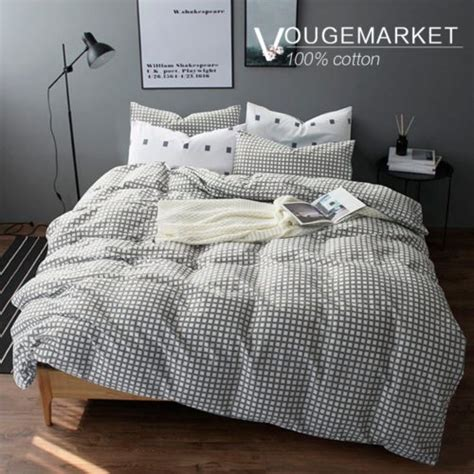 black and white grid pattern duvet cover elegant black and white bedroom ideas luxcomfybedding