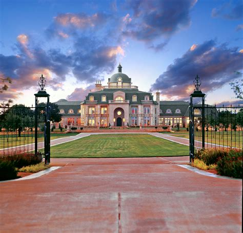 Gatsby Mansion champ d or mansion in texas mansions amp more