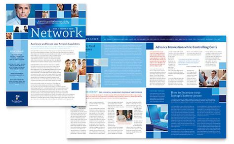 Professional Services Newsletters Templates Designs Professional Newsletter Templates