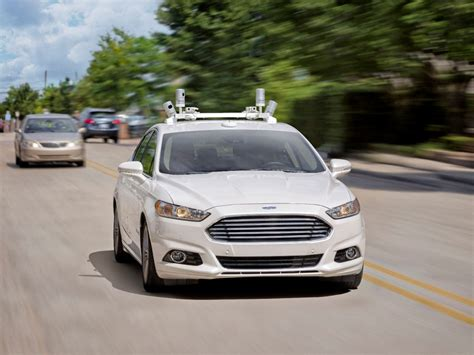 ford vehicle ford targets fully autonomous vehicle for ride in