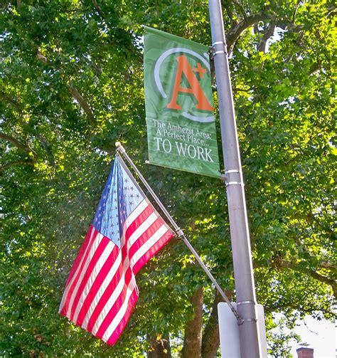 The American Made Controversy Controversy The American Flag In Amherst Ma