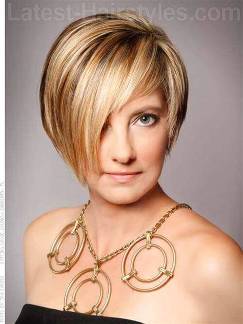 hairstyles for thick hair and fringe 20 incredible short hairstyles for thick hair