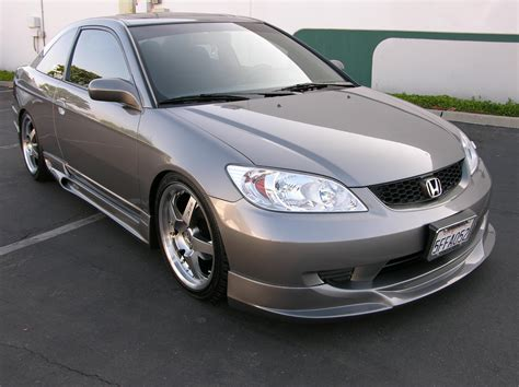 honda civic 2005 modified 2005 honda civic wide body kit