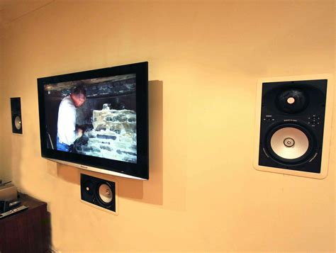 In Wall Speakers Home Theater home cinema gallery master av services