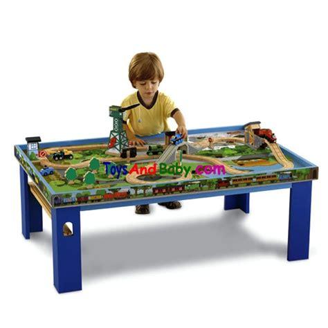thomas the train play table thomas wooden train sets thomas friends wooden railway