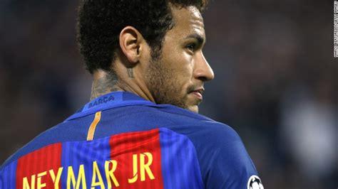 neymar biography in french neymar signs 5 year deal with paris saint germain cnn