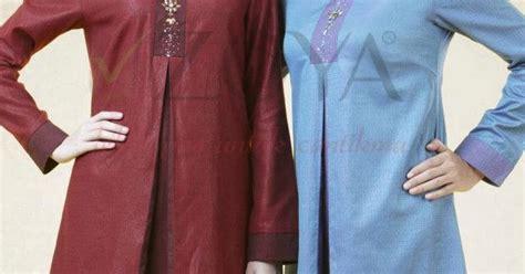 Zoya Tunik butik zoya busana muslim tunik erianthe