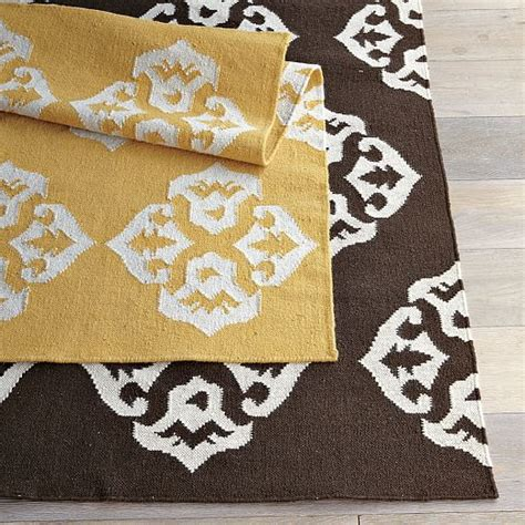 dhurrie rugs definition andalusia wool dhurrie special order 10 18 week delivery west elm