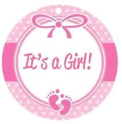 Friends The One With The Baby Shower - baby shower favor tags w border baby boy ships in 24 hrs ebay