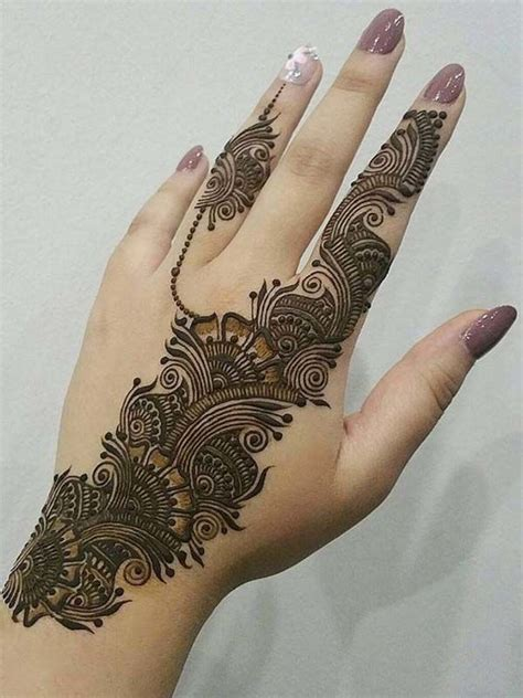 latest arabic mehndi design  simple arabic mehndi