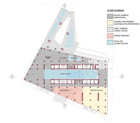 Best Floor Plans the new acropolis museum athens photiadis gr