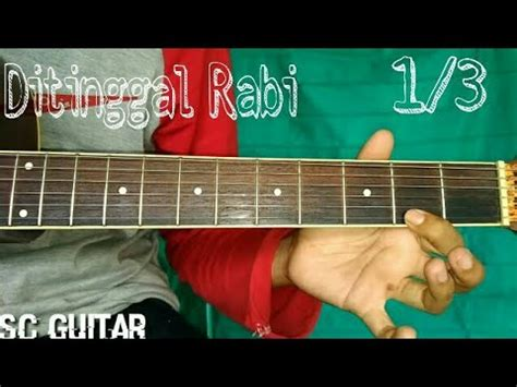 tutorial gitar to be with you ditinggal rabi tutorial gitar melodi part1 youtube