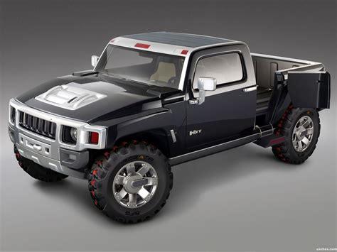Imagenes De Pick Up Hummer | fotos de hummer h3 t concept 2003