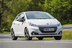 Where Is Peugeot From Peugeot 208 1 2 Gt Line 2016 Review By Car Magazine