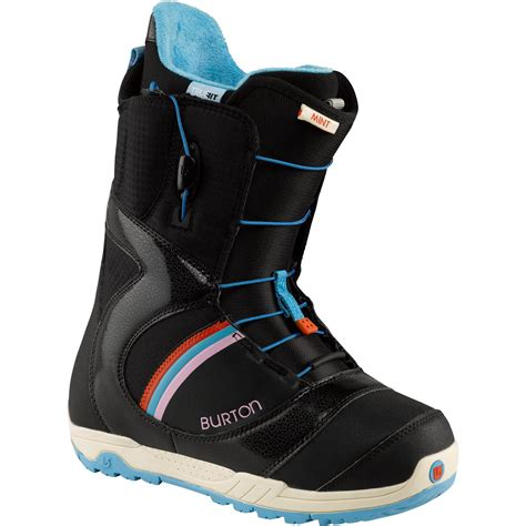 burton mint snowboard boots s 2013 evo outlet