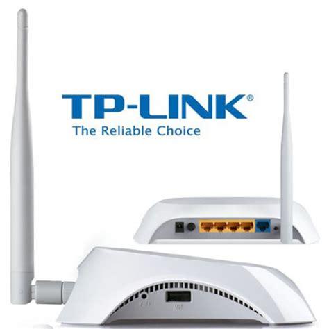 Tp Link 3g 4g Wireless N Router Tl Mr3420 tp link tplink 150mbps 3g 4g wireless n router usb wifi tplink mr3220