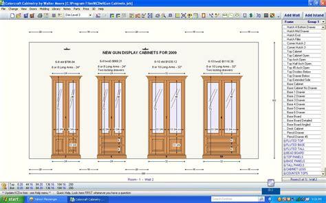 wood gun cabinet plans easy diy woodworking