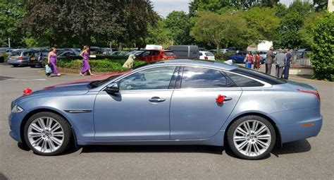 Wedding Car Jaguar Xj by Modern Jaguar Jaguar Xj Wedding Car Hire In Ashford Kent
