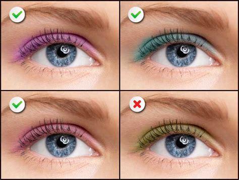 imagenes de ojos verdes y azules 191 qu 233 tonos de sombras favorecen a cada color de ojos