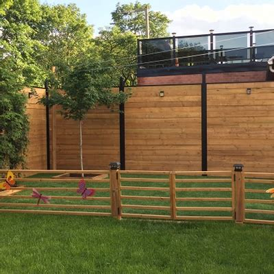 gallery slipfence residential privacy fencing