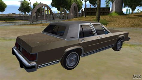 how to learn about cars 1986 mercury grand marquis interior lighting mercury grand marquis 1986 v1 0 for gta san andreas