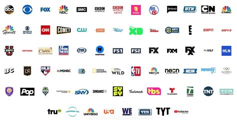 tv channels tv channels the complete tv channel