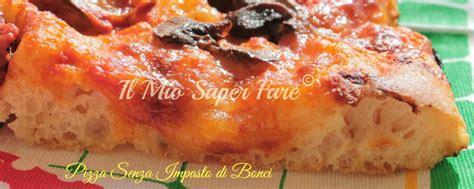 gabriele bonci pizza fatta in casa pizza senza impasto bonci a lunga maturazione