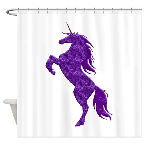unicorn shower curtain purple unicorn shower curtain by atteestudegifts