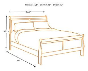alisdair queen sleigh bed alisdair queen sleigh bed ashley furniture homestore